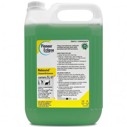 Rebound Floor Cleaner / Enhancer (Super Concentrate)