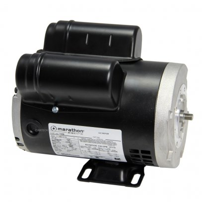 Marathon pump motor for carpet cleaning machine.