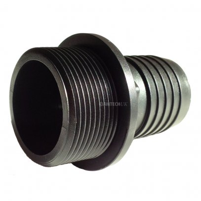 Plastic Fitting Hose Barb