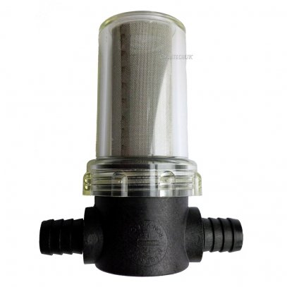 Inline filter for Powr-Flite mid size carpet cleaning machines