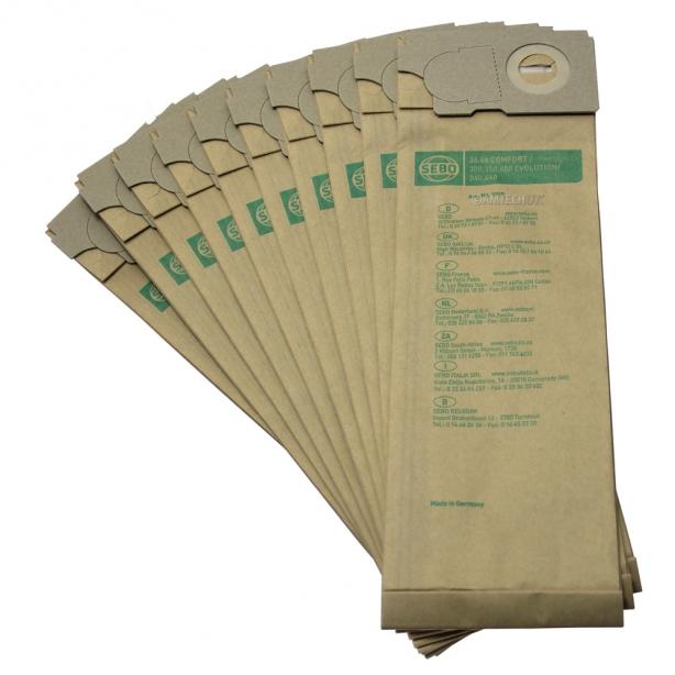 SEBO BS36 / BS46 Vacuum Paper Bags