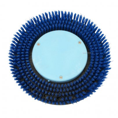 Powr-Riser Showerfeed Brush, .025 fill