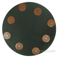 Orbot StoneFlash Floor Polishing Pad Step 1