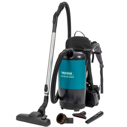 Truvox Battery Backpack Vacuum Cleaner