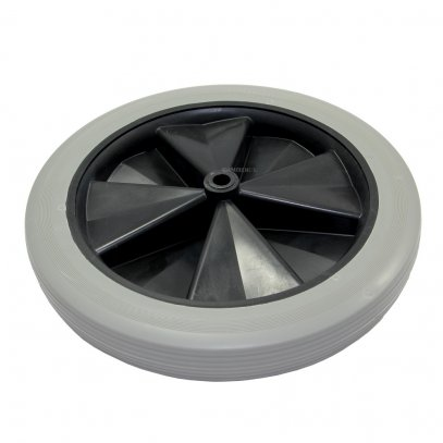 "Powr Flite PFX Series Rear Wheel 12"" + Cap"
