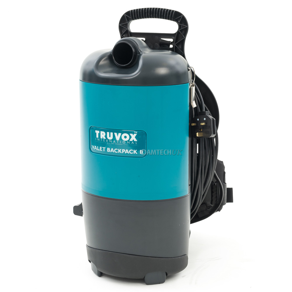 Truvox Backpack Vacuum Cleaner Cable storage