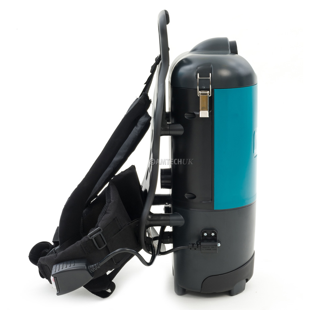 Truvox Backpack Vacuum Cleaner Side View