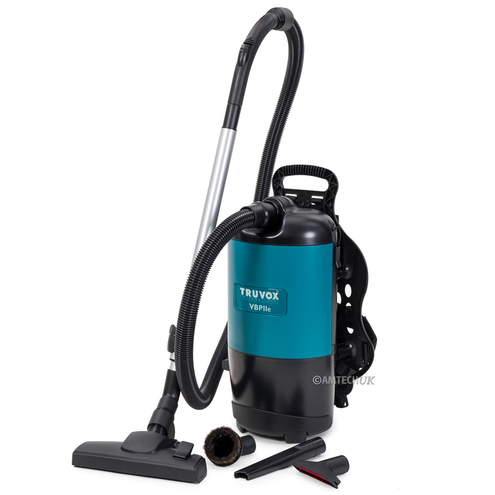 Amtech UK on Commercial Vacuum Cleaners
