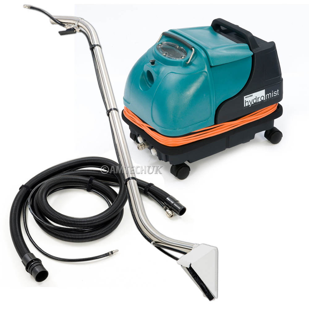 100 carpet cleaning machines