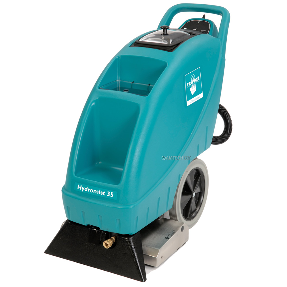 Truvox Hydromist 35 Carpet Cleaning Machine Amtech Uk
