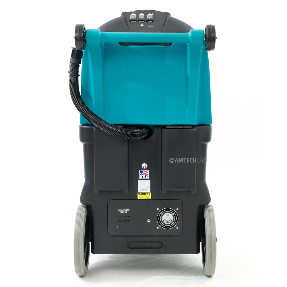 Truvox Hydromist 55 100psi carpet cleaning machine rear view.