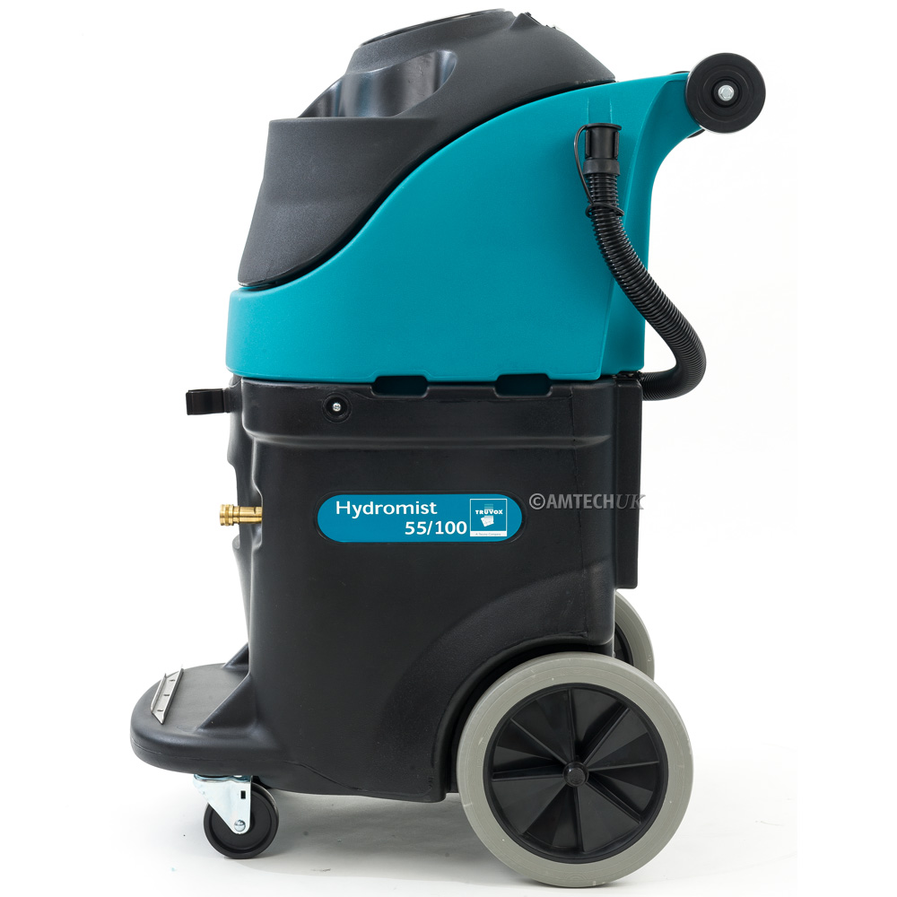 Truvox Hydromist 55 100psi carpet cleaning machine side view.