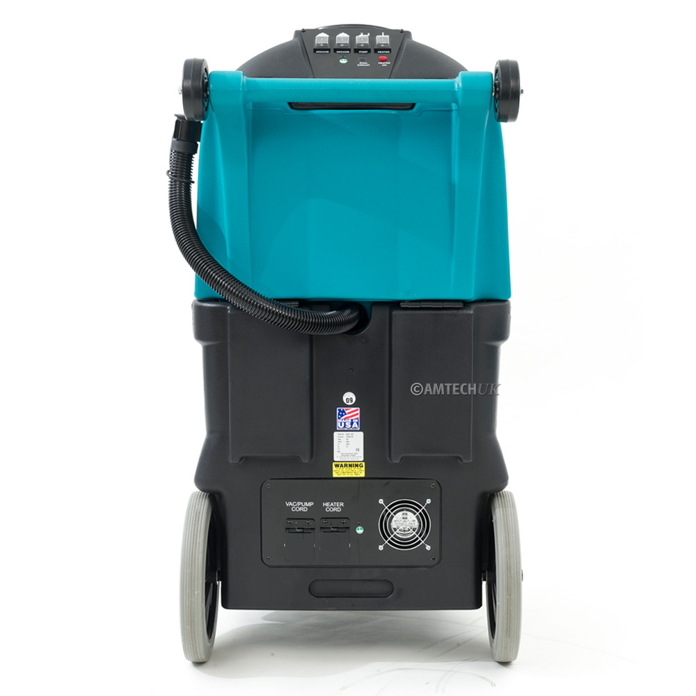 Truvox hydromist 55 400 psi carpet cleaning machine rear view