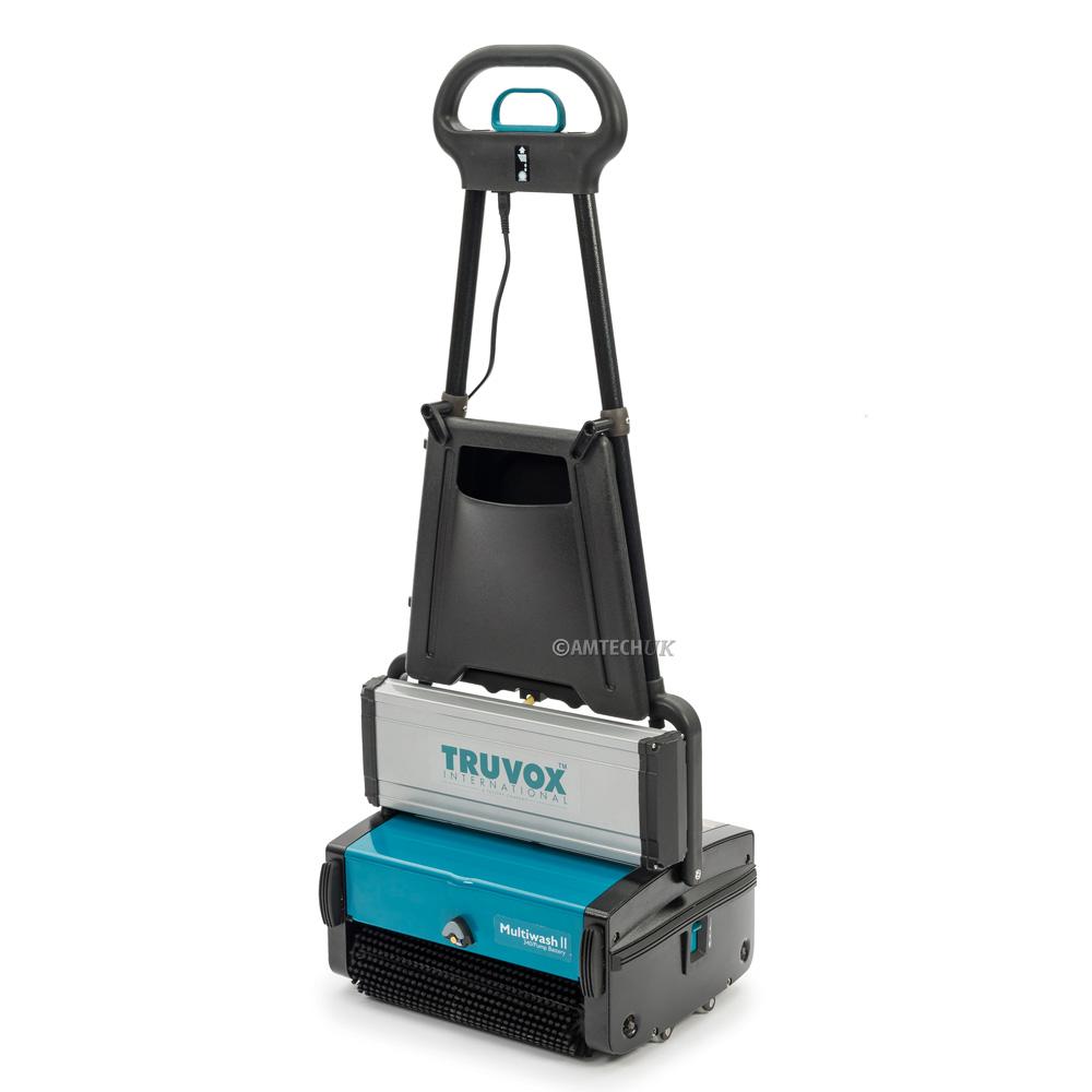 Truvox Mw340 Multiwash 2 Battery Scrubber Dryer Amtech Uk