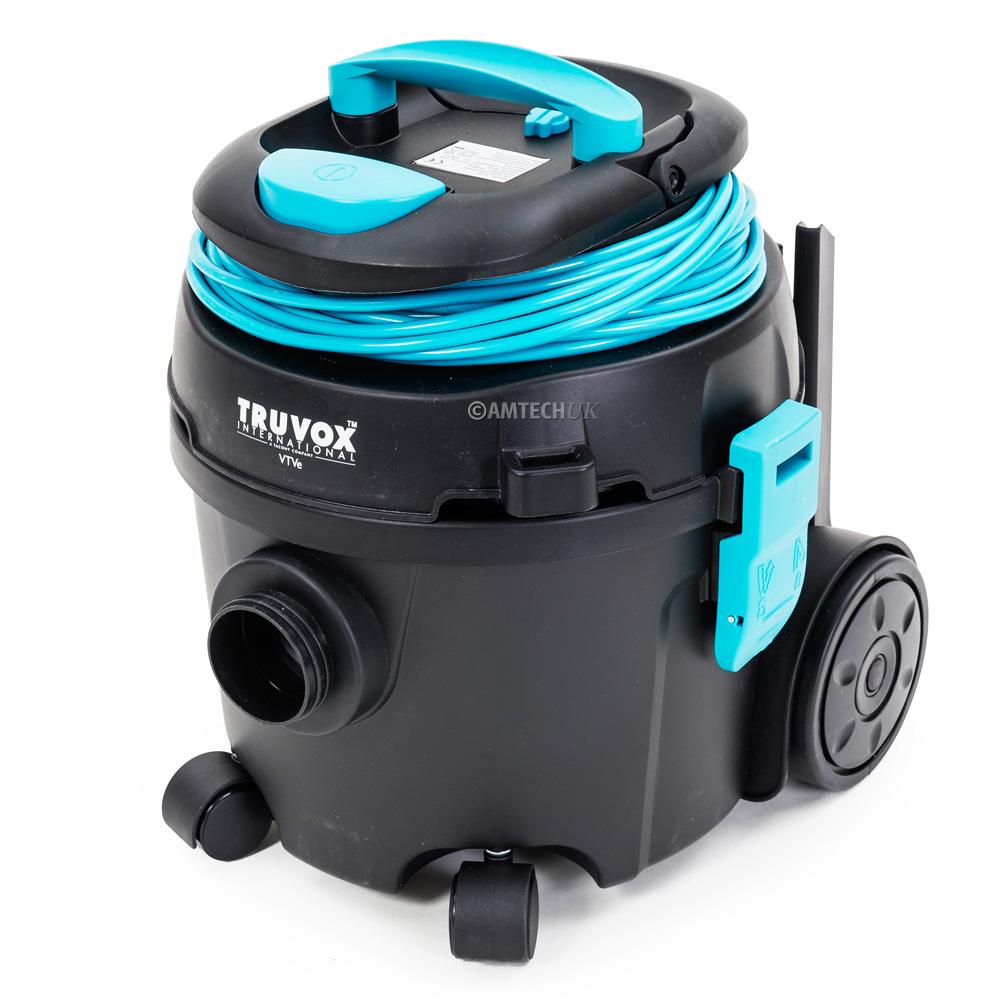 Truvox VTVe tub vacuum cleaner