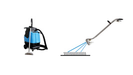 Orbot vs spray extraction machines