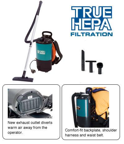 True Hepa Filtration
