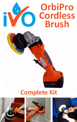 iVo OrbiPro Cordless Orbital Complete Kit